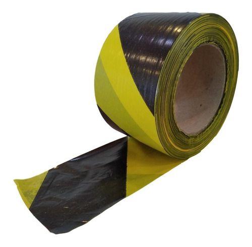 Fita Zebrada para Isolamento de Áreas 70x200m Plastcor