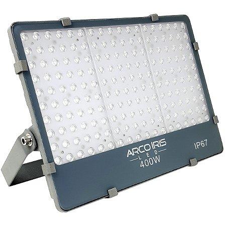 Refletor Super LED de Alta Iluminação Luz Branco Frio Bivolt IP67 - 82725