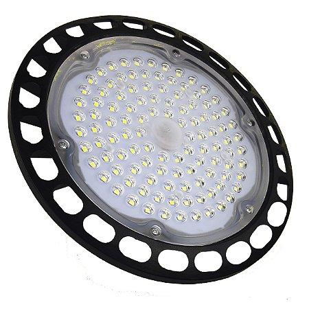 Luminária 400w Ufo Industrial Led High Bay Bivolt Galpão - 82895