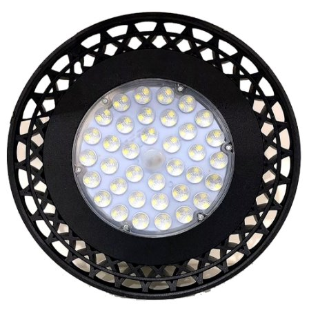 Luminária 100w Ufo Industrial Led Outdoor - 82355