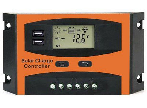 Controlador Carga Solar 10A - 81559