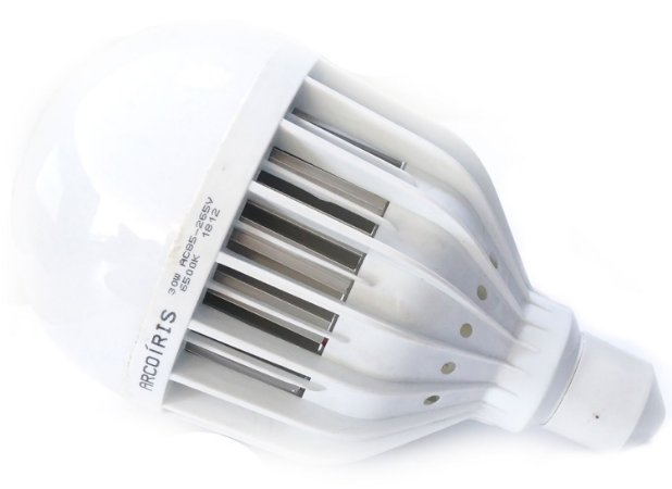 Lâmpada Super LED Bulbo 30W Branco Frio - 82225