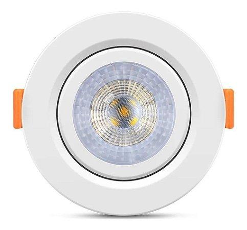 Spot Super Led Direcionável 5W Branco Frio - 81200