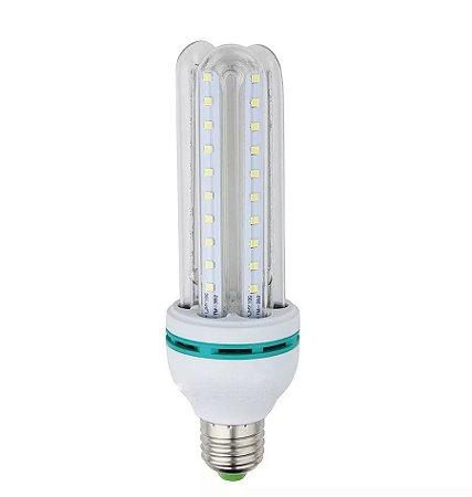 Lampada Led 12w Milho Bivolt 3200k Branco Quente - 81713