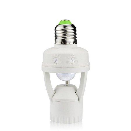 Soquete C/ Sensor De Presença E27 Bocal - 82259