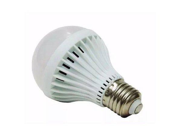 Lampada Led 9w E27 Bulbo 3000k Branco Quente Bivolt - 81704