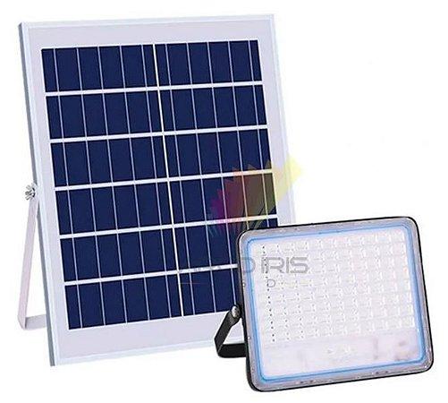 Refletor Led 70w IP67  C/ Placa Solar - 82918