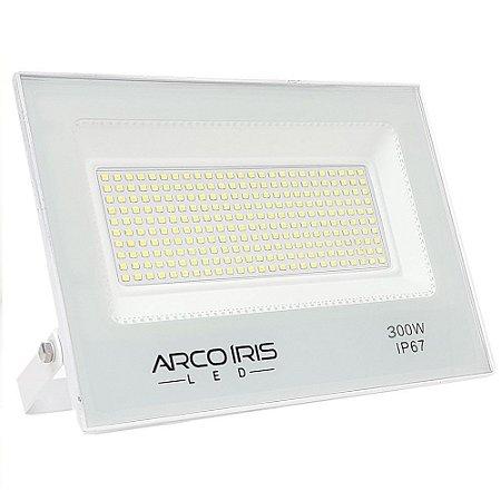 Refletor de LED 300w Flood Light Bivolt IP67 MicroLED Smd - 82983