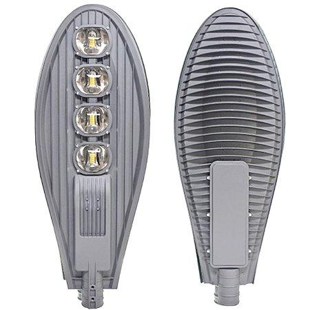 Luminária LED 200w Publica IP67 Á Prova D'água - Cinza - 81899