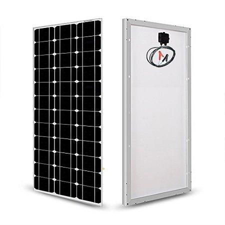 Painel Placa Solar 100w - 81557