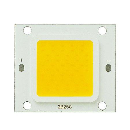 Chip Led 50w Reposição de Refletor Holofote Branco Quente - 83132