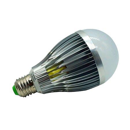 Lâmpada Led 12w Bulbo Branco Frio E27 - 81503