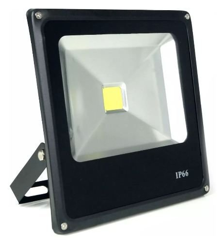 Refletor LED 10W Sensor Presença Branco Frio - 81324