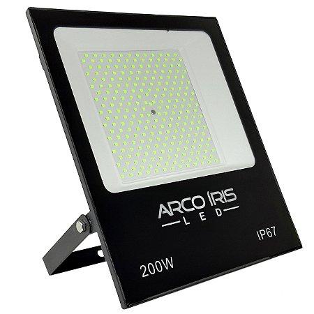 Refletor Microled 200w Luz Verde IP67 - 81668