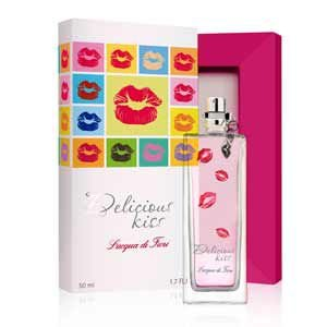 Delicious Kiss Deo-Colônia 50ml
