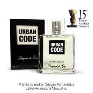 Urban Code Deo-Colônia 100ml