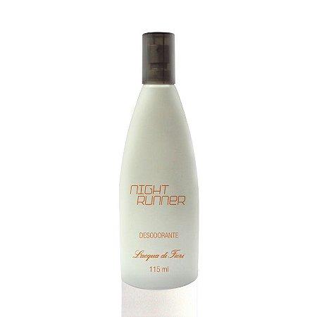 Night Runner Desodorante Spray 115ml