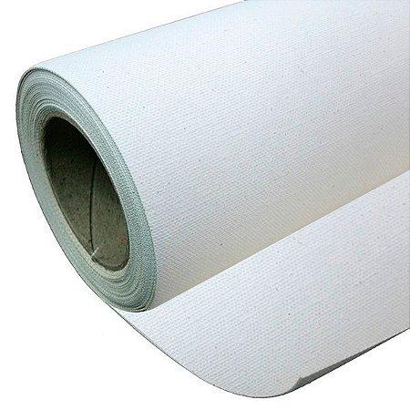 Tecido canvas para impressão solvente, eco solvente, UV e látex rolo com 30 metros