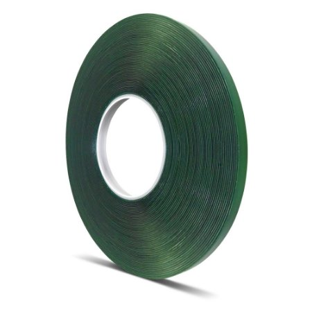 Adermax XT - Fita dupla face de massa acrílica transparente 12 mm x 20 mt