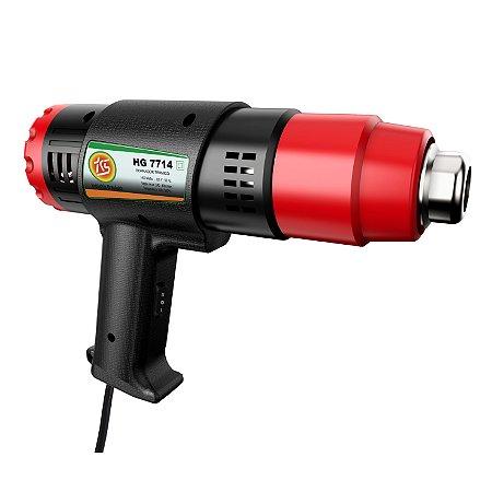 HG7714 - Soprador térmico 1400 W bivolt TKS sopradores térmicos