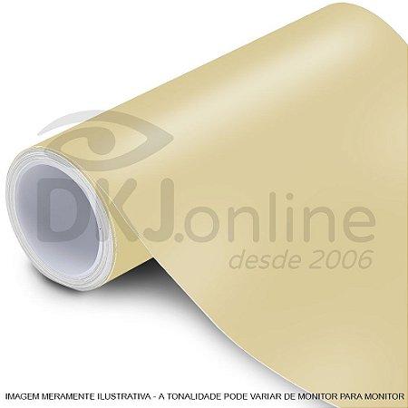 Interline - Vinil adesivo translúcido ivory C (creme) brilho 61 cm de largura - Aplike