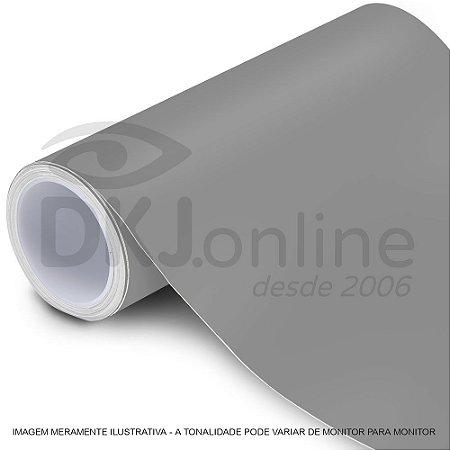 Interline - Vinil adesivo translúcido silver grey (prata) brilho 61 cm de largura - Aplike