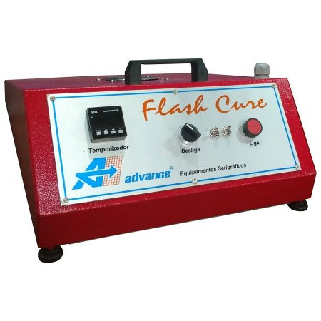 Flash cure manual 40 x 30 cm 10 lâmpadas 10 Kw de potência