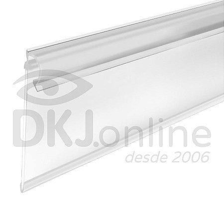 Gancheira 10 cm - Porta etiqueta para precificação Pct com 500 unds