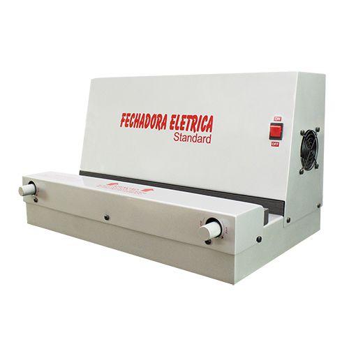 Máquina elétrica de mesa fechadora de duplo anel (wire-o) 450 mm