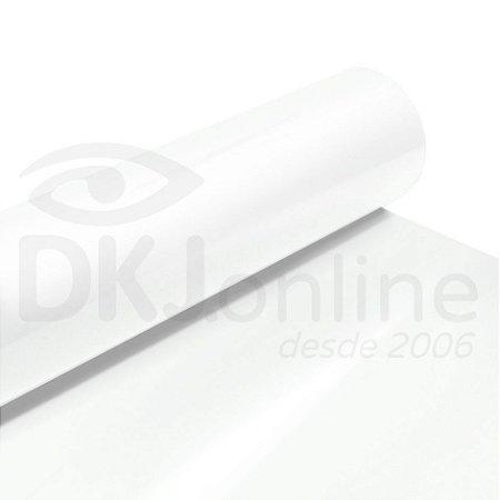 Aplimage - Vinil adesivo monomérico branco brilho 0,10 1 mt de largura