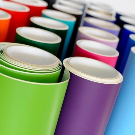 Interline - Vinil adesivo polimérico semi brilho de alta durabilidade