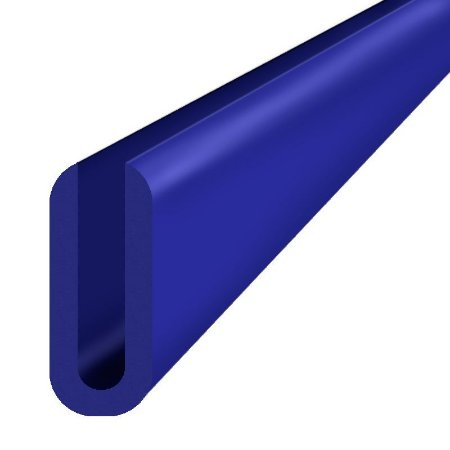 Perfil U friso 8 mm x 1,5 mm (interno)