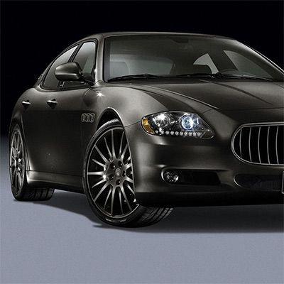 Vinil adesivo automotivo fosco, 122 cm de largura, opção de cores