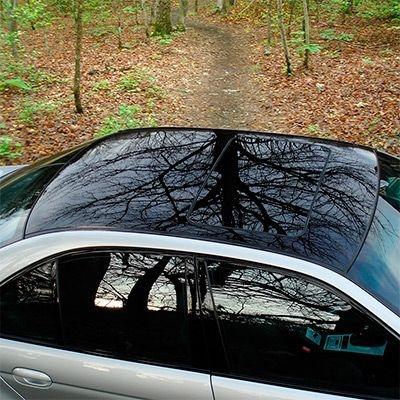 Vinil adesivo automotivo High Gloss (alto brilho) 122cm de largura opção de cores