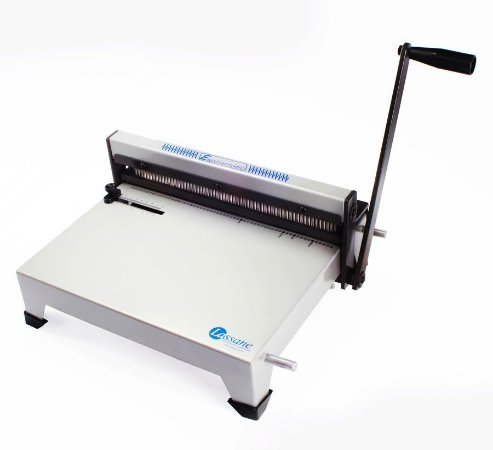 Espiramatic - Perfuradora manual para encadernação