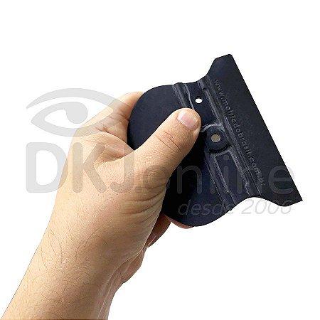 Espátula premium de borracha flexível curva para aplicação de vinil adesivo