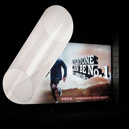 Backlight film para impressão dye (base água corante) rolo com 30 metros
