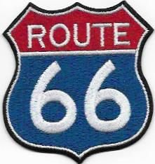 ROUTE 66 AZUL