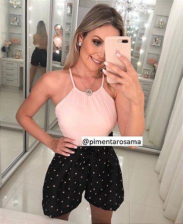 Shorts Poá