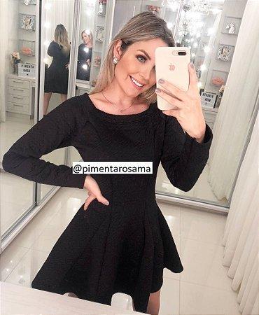 Vestido Black Princesa