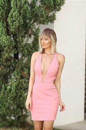 Vestido Sofia Rosa