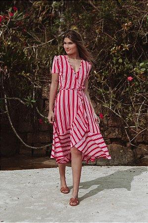 Vestido Giovanna Listras