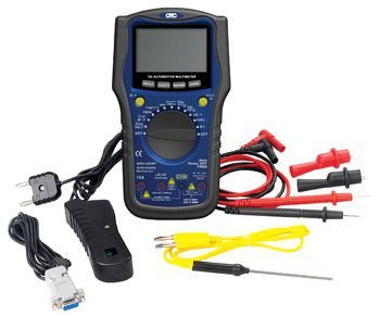 Multimetro Digital Automotivo - OTC 3980 - Serie 750 - OTC/Bosch