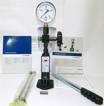 Teste De Bico Injetor Diesel - Bosch - EFEP60H