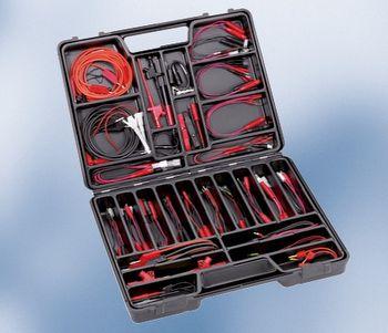Maleta de Cabos ETT 208 - Bosch - Para Medições Eletroeletrônicas