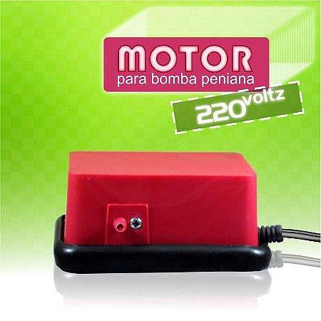Motor 220V Acessório Para Desenvolvedor Peniano Pump