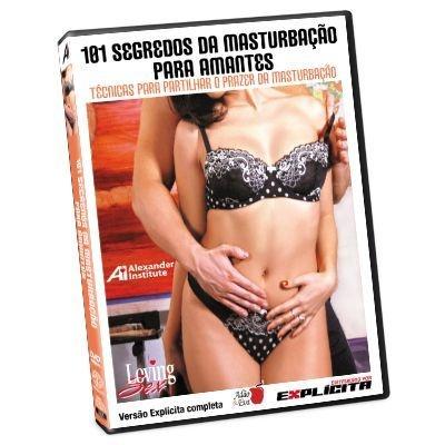 DVD - 101 Segredos da Masturbação para Amantes - Loving Sex