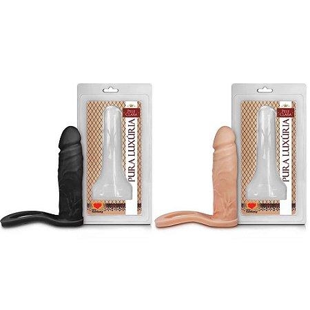 Anel com prótese auxiliar 9,7 x 2,5cm Sexy Fantasy
