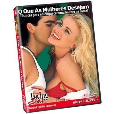 DVD - O Que As Mulheres Desejam - Loving Sex