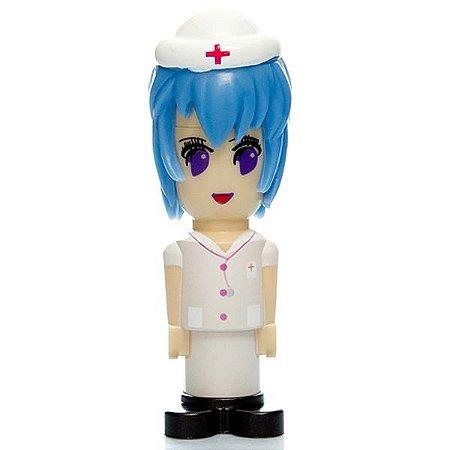 Vibrador em formato de boneco Enfermeira